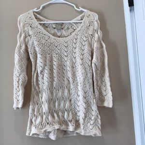 Lucky Brand XS sweater